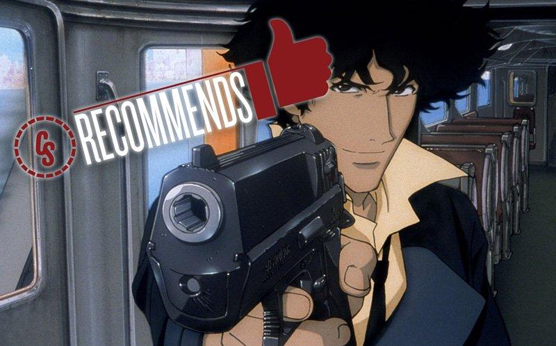 CS Recommends: Cowboy Bebop, Plus TV, Merch & More!