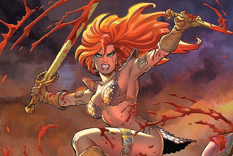 Red Sonja: Tasha Huo to Write Fantasy Adaptation With Director Joey Soloway